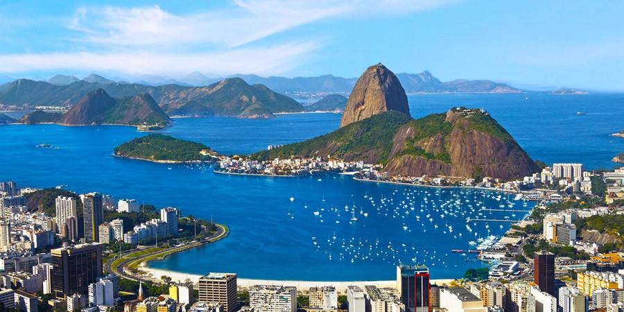 Hotéis próximos ao consulado no Rio de Janeiro