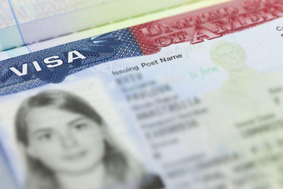 tempo de espera para receber o visto americano