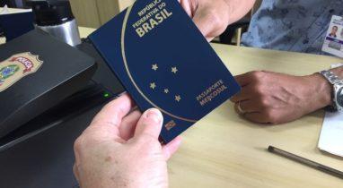 Quanto tempo levar para receber o passaporte com o visto americano?