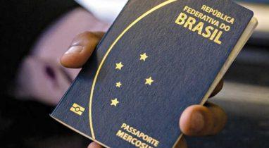 Qual a validade mínima do Passaporte para entrar nos Estados Unidos?